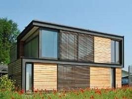 les modles de maisons en bois - Construction Maison Metallique Particulier