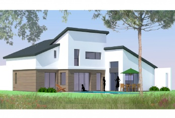 constructeur agence habitat concept pr sente sa maison. Black Bedroom Furniture Sets. Home Design Ideas
