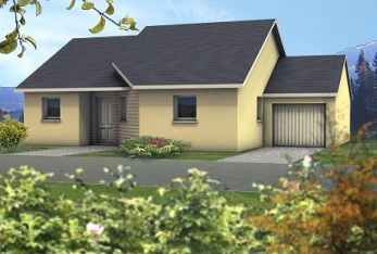 Constructeur comebat construction pr sente sa maison - Maison pret a decorer ...