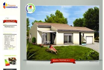 maison TROPHEE 82 C