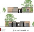maison individuelle Maison m�tallique Cl� en main