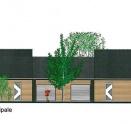 maison individuelle Maison ossature bois Cl� en main