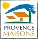 logo constructeur Provence Maisons