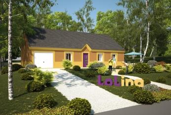 Photo maison Modèle LOLINA