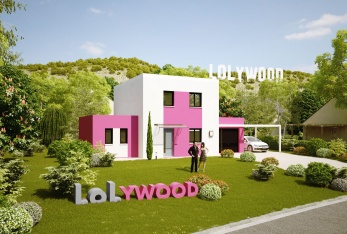 Photo maison Modèle LOLYWOOD