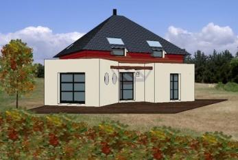 constructeur maisons arteco pr sente sa maison maison traditionnelle. Black Bedroom Furniture Sets. Home Design Ideas