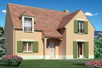 constructeur maisons berval pr sente sa maison berval 187. Black Bedroom Furniture Sets. Home Design Ideas