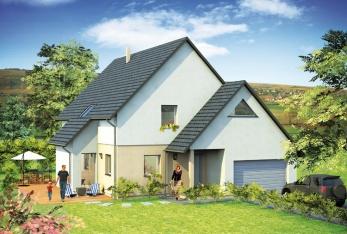 constructeur maisons candice pr sente sa maison maison alice. Black Bedroom Furniture Sets. Home Design Ideas