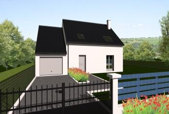 Maisons kerbea constructeur de maison individuelle for Construire maison kerbea