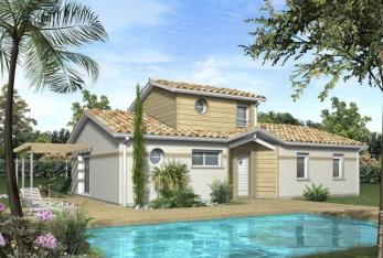 constructeur maisons lca pr sente sa maison mod le fuschia pr t d corer. Black Bedroom Furniture Sets. Home Design Ideas