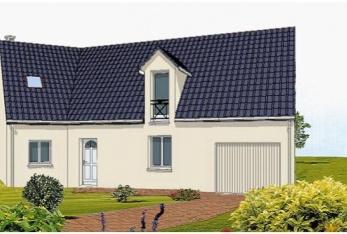 constructeur maisons tradi concept pr sente sa maison modele troyes cl en main. Black Bedroom Furniture Sets. Home Design Ideas