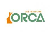 Logo Les maisons ORCA