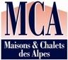 Logo MAISONS ET CHALETS DES ALPES
