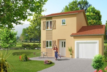 Photo maison Gamme Villasnelles  - Centre Natiming 3 CH