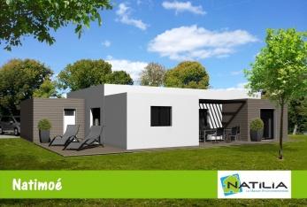 natilia natigreen autres maisons du natilia maison bois toiture terrasse makeamobi me toit. Black Bedroom Furniture Sets. Home Design Ideas