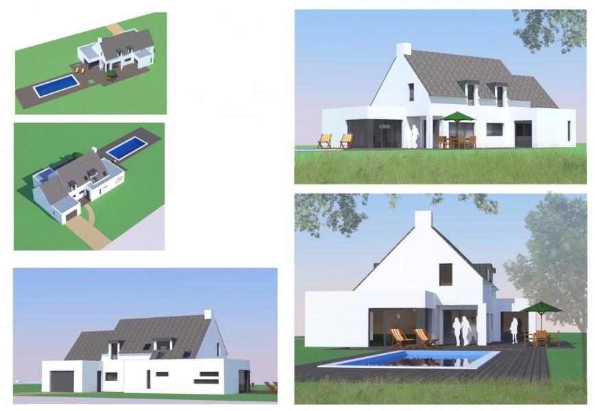 Constructeur agence habitat concept pr sente sa maison for Modele maison habitat concept