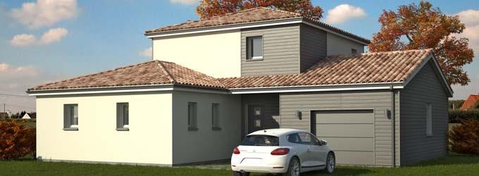 Constructeur collection maisons bois pr sente sa maison seraya for Constructeur maison limousin