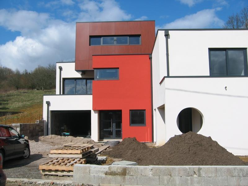 Construire online com plan de maison catalogue ilbarritz maison moderne tage u203a starck - Catalogue maison moderne ...