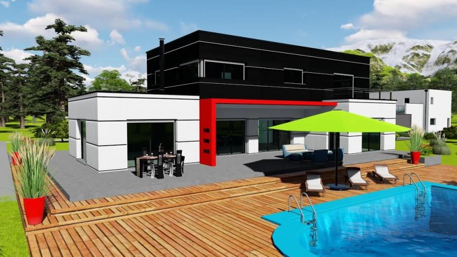 chouette mtallique - Construction Maison Metallique Particulier