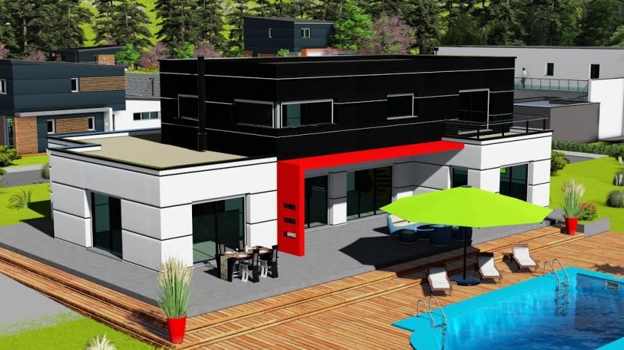 constructeur chouette construction présente sa maison chouette ... - Construction Maison Metallique Particulier