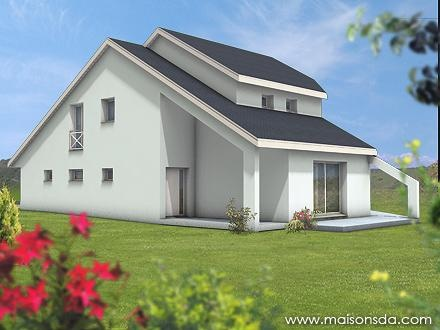 Constructeur comebat construction pr sente sa maison for Pret construction