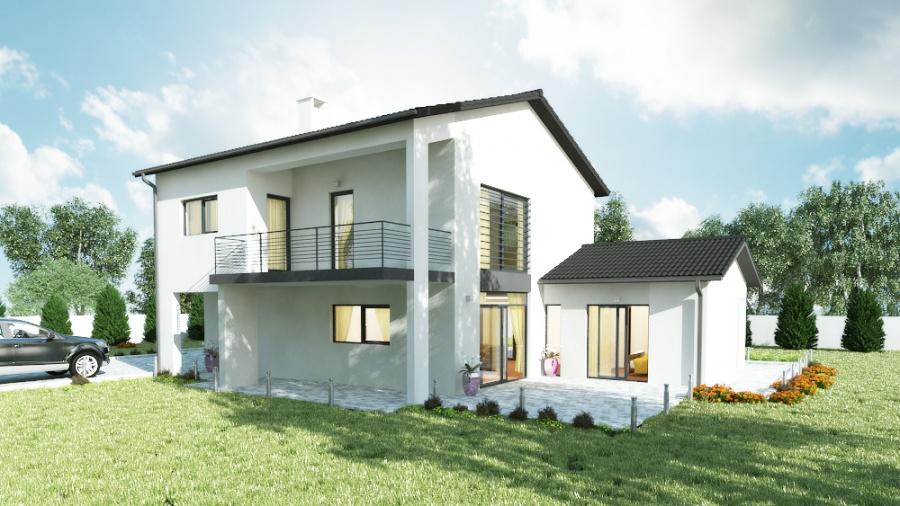 Constructeur demeures caladoises pr sente sa maison baleares for Modele maison 160m2