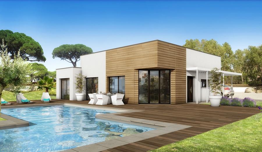 constructeur demeures d 39 aquitaine pr sente sa maison mod le baobab. Black Bedroom Furniture Sets. Home Design Ideas