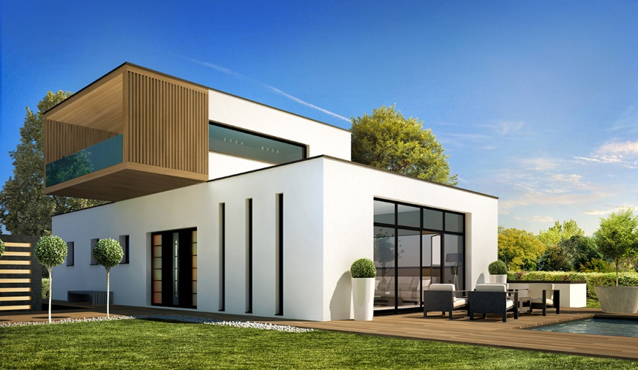 constructeur demeures d 39 aquitaine pr sente sa maison mod le sequoia. Black Bedroom Furniture Sets. Home Design Ideas