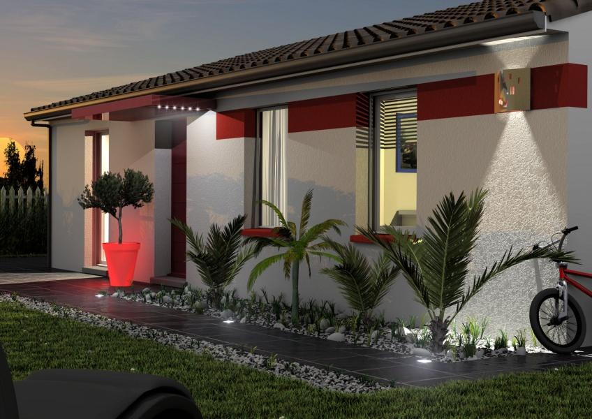 constructeur demeures de la c te d 39 argent pr sente sa maison access. Black Bedroom Furniture Sets. Home Design Ideas