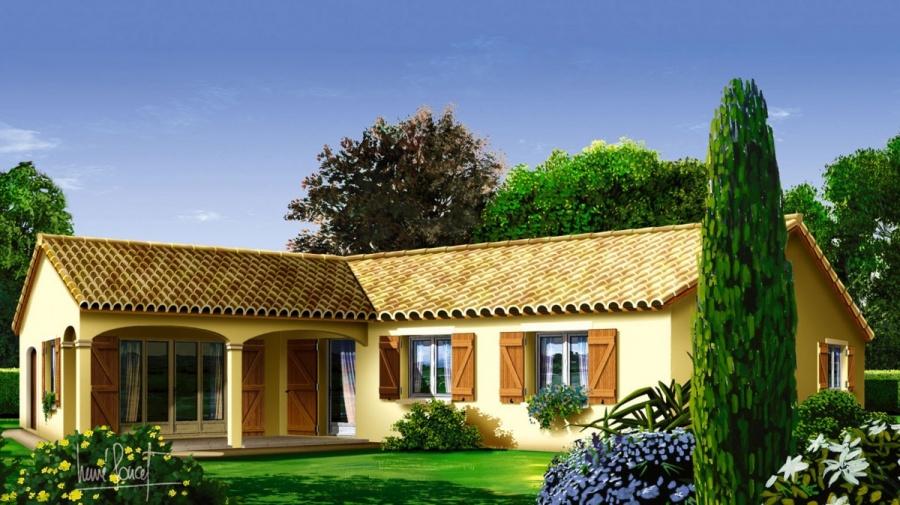 Constructeur la maison des compagnons pr sente sa maison mc 06 for Constructeurs de maisons en bois 06