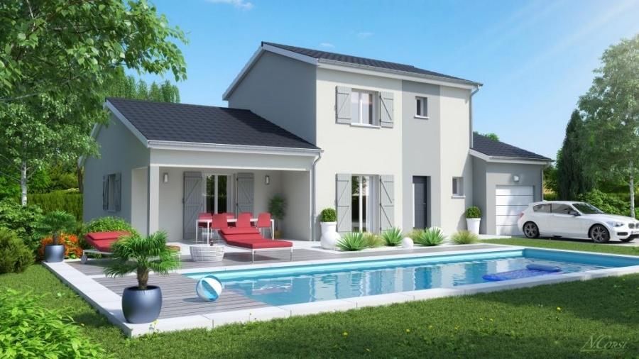 constructeur la maison des compagnons pr sente sa maison. Black Bedroom Furniture Sets. Home Design Ideas