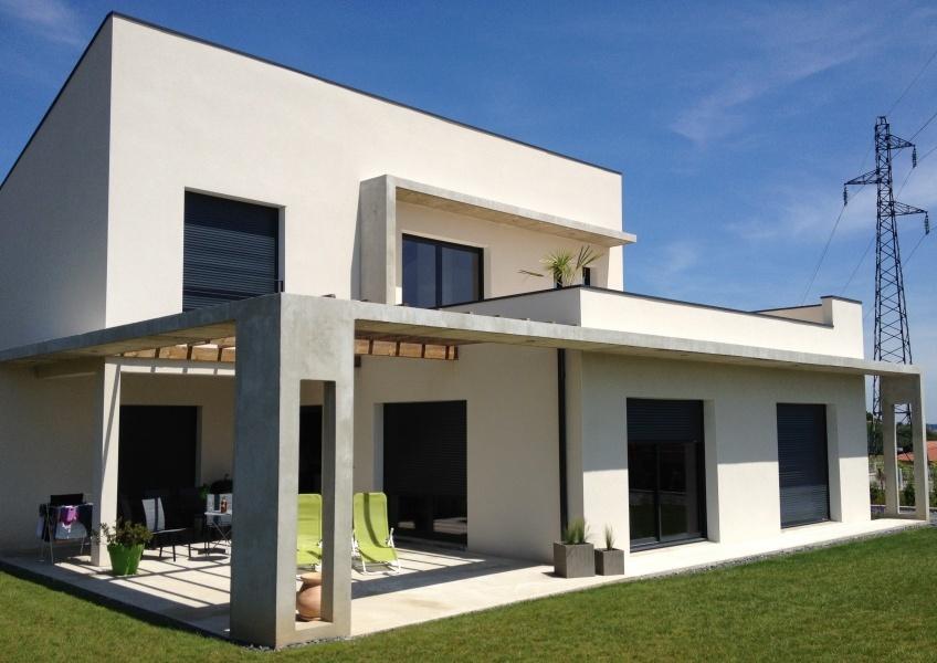 Constructeur les constructions r gionales agence for Decoration d une maison moderne