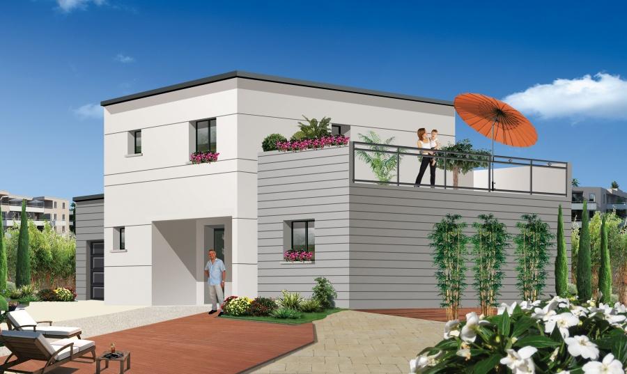 Constructeur les maisons orca pr sente sa maison mod le for Les maisons orca