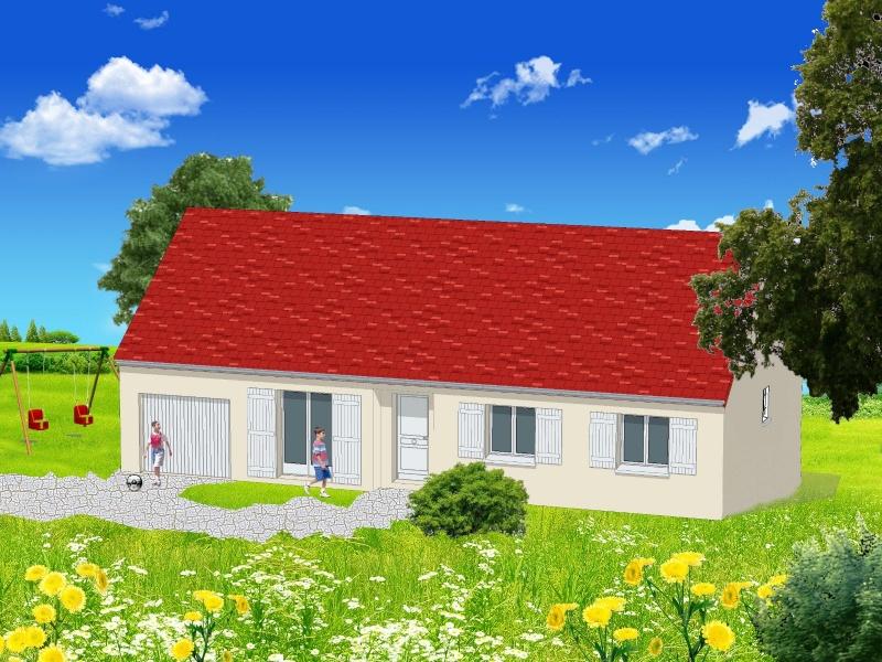 Constructeur les maisons de bourgogne pr sente sa maison for Constructeur maison 85