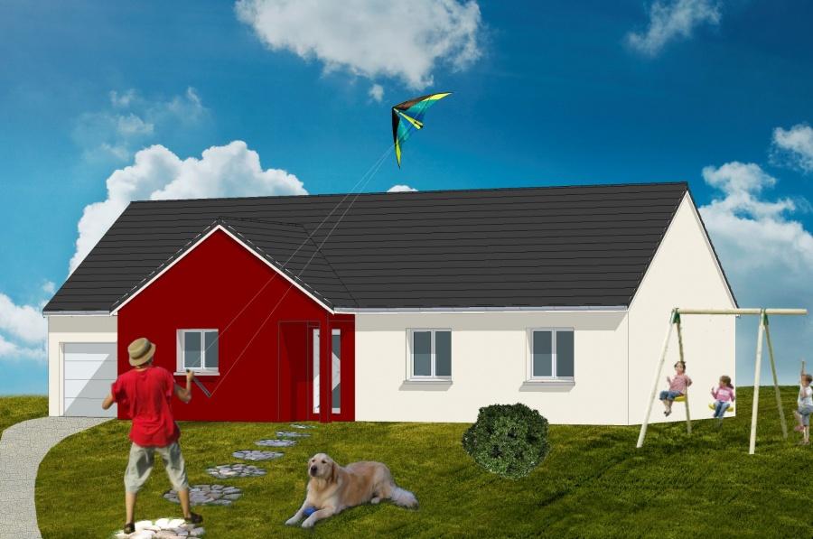 Constructeur les maisons de bourgogne pr sente sa maison for Les cles de la maison