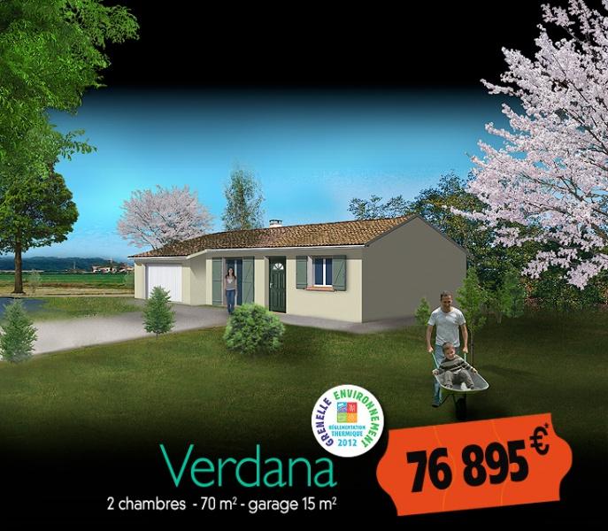 Constructeur logisbox pr sente sa maison modele verdana - Simulateur de construction de maison ...