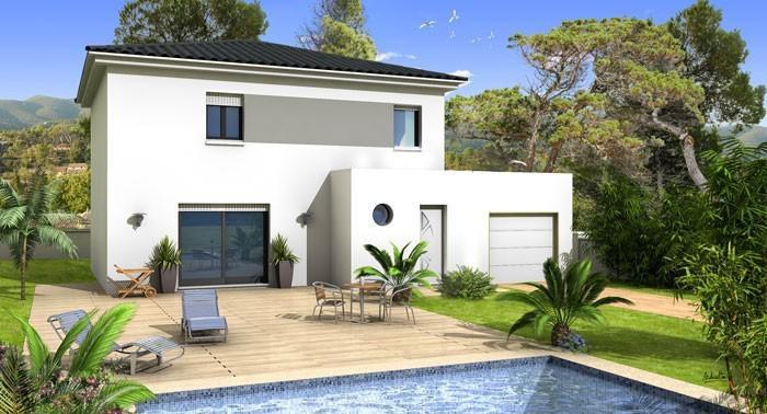 Constructeur maison archi concept pr sente sa maison neuve maurice pr t d corer - Maison pret a decorer ...