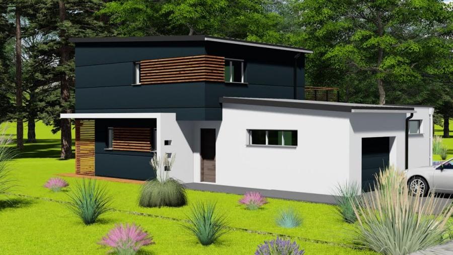 maison mtallique la maison ossature mtallique se dveloppe en france aprs avoir t longtemps. Black Bedroom Furniture Sets. Home Design Ideas