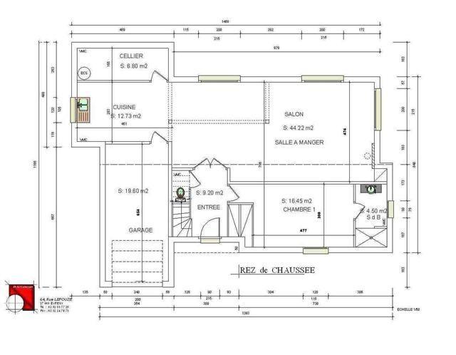 Constructeur maison eco malin pr sente sa maison mod le for Construction maison 150000
