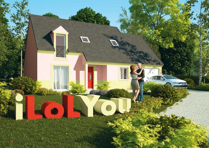constructeur maison lol pr sente sa maison mod le ilolyou. Black Bedroom Furniture Sets. Home Design Ideas