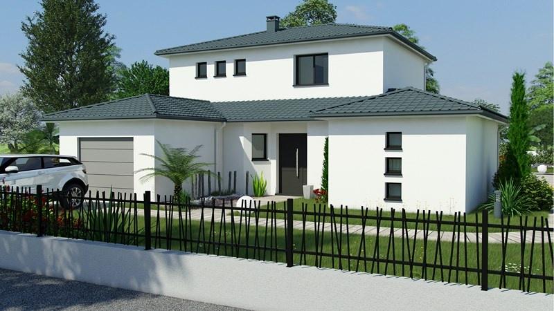 Constructeur maisons bati sud pr sente sa maison maison - Simulateur de construction de maison ...