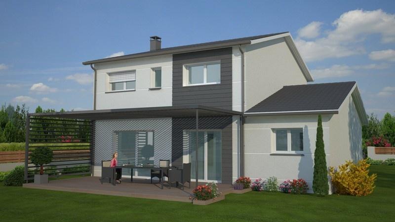 constructeur maison sud maison moderne