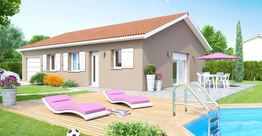 Constructeur maisons ideales pr sente sa maison maison for Constructeur maison 18