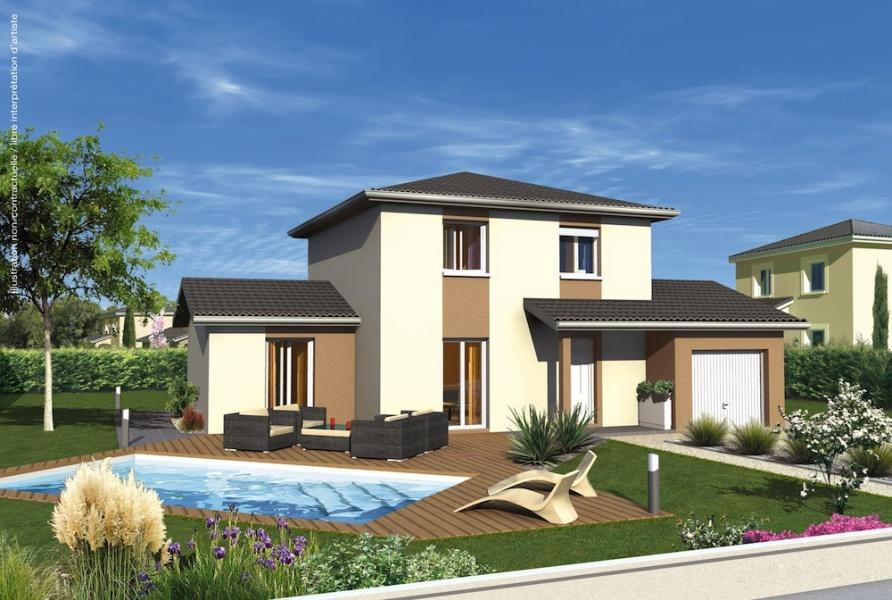 constructeur maisons punch pr sente sa maison balboa. Black Bedroom Furniture Sets. Home Design Ideas