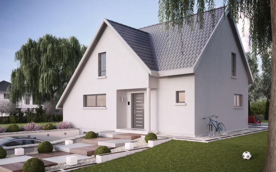 Constructeur maisons stephane berger pr sente sa maison - Maison stephane berger ...