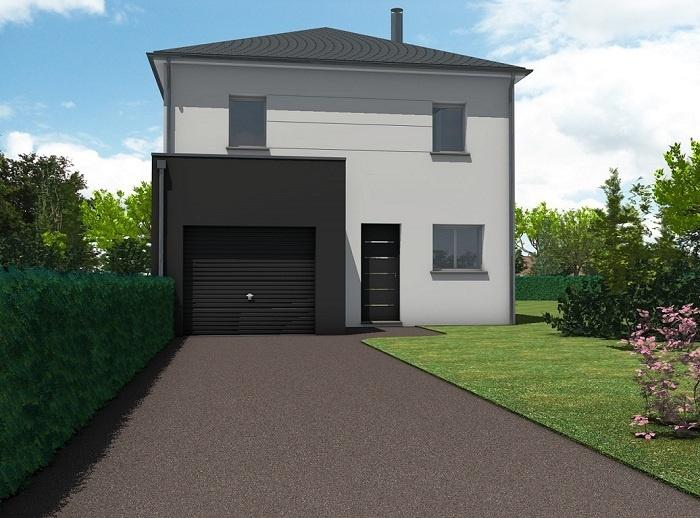 Constructeur maisons t va pr sente sa maison valia nord loire for Constructeur maison container nord