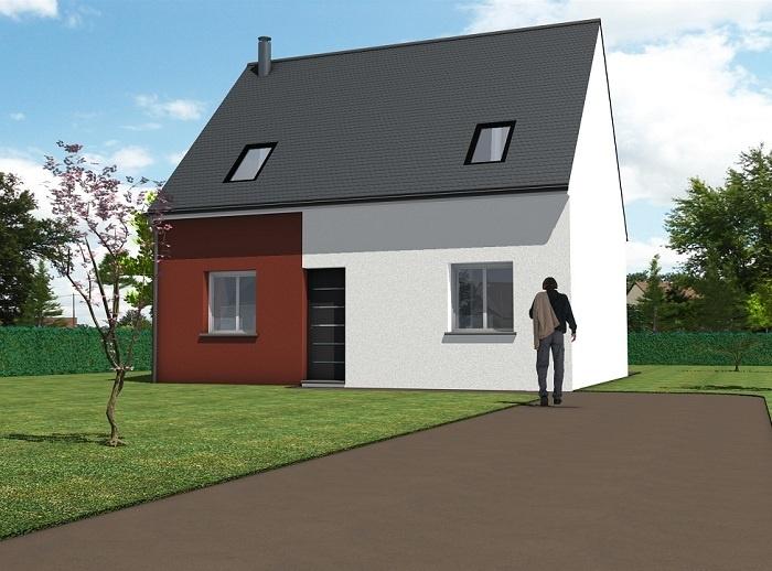 constructeur maisons t va pr sente sa maison eka 4 chs. Black Bedroom Furniture Sets. Home Design Ideas