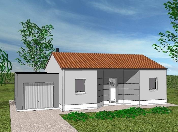 Constructeur maisons t va pr sente sa maison keva sud loire for Constructeur loire