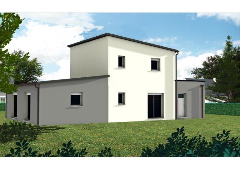 constructeur maisons t va pr sente sa maison celia. Black Bedroom Furniture Sets. Home Design Ideas