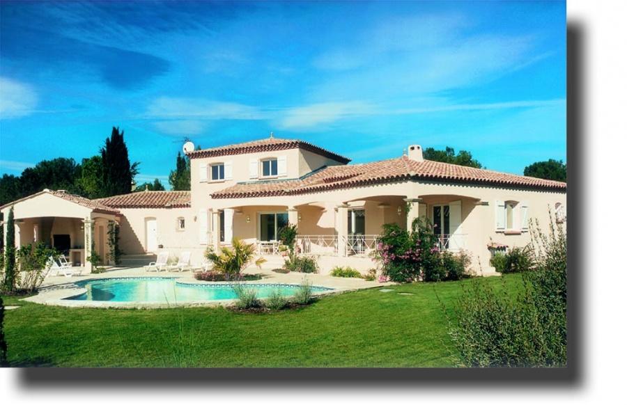 Constructeur maisons vertes pr sente sa maison palmeraie for Agrandissement maison zone verte